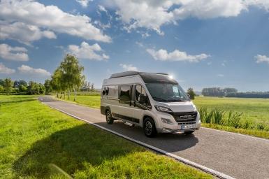 Zum Kauf: Malibu / Carthago Van 540 DB